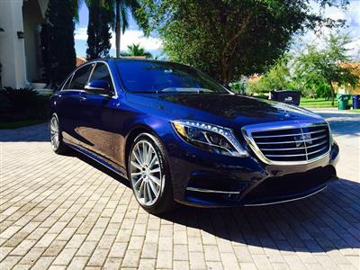 2015 Mercedes-Benz S-Class lease in Hialeah,FL - Swapalease.com