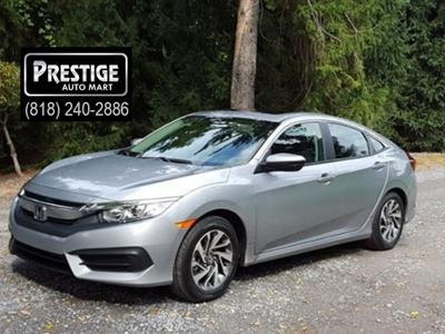 2016 Honda Civic lease in Glendale,CA - Swapalease.com