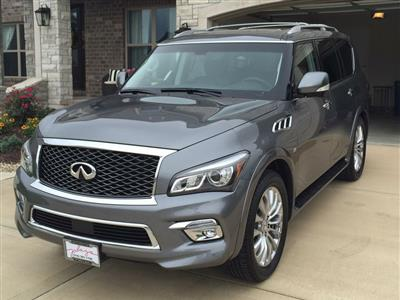 2015 Infiniti QX80 lease in Edwardsville,IL - Swapalease.com