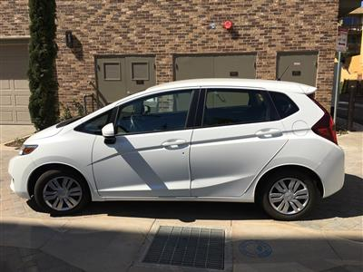 2016 Honda Fit lease in Plya Vista,CA - Swapalease.com