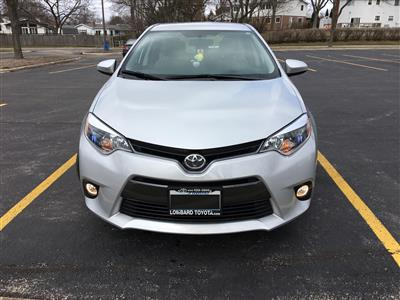 2016 Toyota Corolla lease in Lombard,IL - Swapalease.com