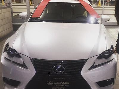 2016 Lexus IS 300 lease in Spring Park,MN - Swapalease.com