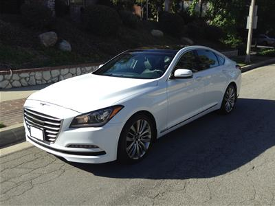 2015 Hyundai Genesis lease in Whittier,CA - Swapalease.com