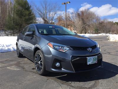2016 Toyota Corolla lease in Bedford,NH - Swapalease.com