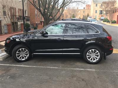 2016 Audi Q5 lease in Washington,DC - Swapalease.com