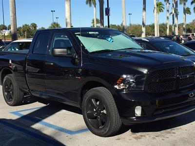 2016 Ram Ram Pickup 1500 lease in Lake Worth,FL - Swapalease.com