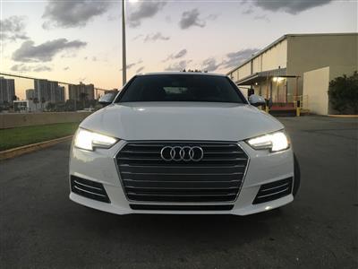 2017 Audi A4 lease in Aventura,FL - Swapalease.com