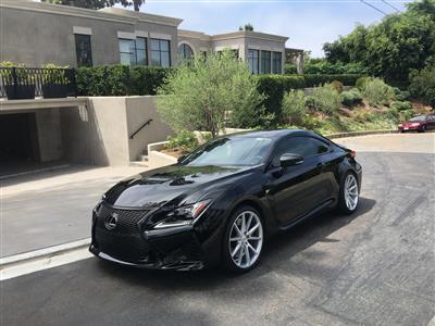 2015 Lexus RC F lease in del mar,CA - Swapalease.com