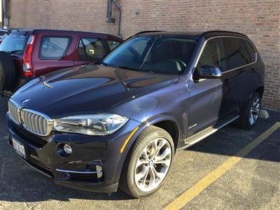 2016 BMW X5 lease in Schaumburg,IL - Swapalease.com
