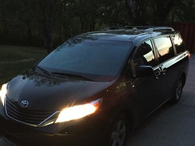 2017 Toyota Sienna lease in Chattanoga,TN - Swapalease.com