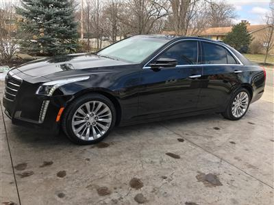 2016 Cadillac CTS lease in Dearborn Heights,MI - Swapalease.com