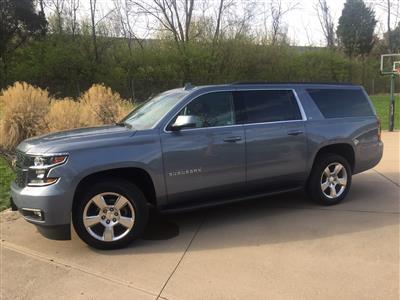 2016 Chevrolet Suburban lease in Cincinnati,OH - Swapalease.com