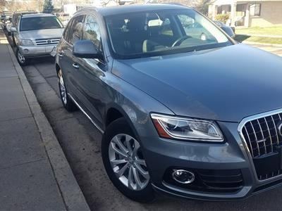 2016 Audi Q5 lease in Louisville,CO - Swapalease.com