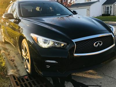 2016 Infiniti Q50 lease in Chicago,IL - Swapalease.com