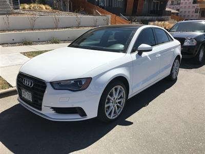 2016 Audi A3 lease in denver,CO - Swapalease.com