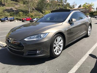 2016 Tesla Model S lease in Canyon Country,CA - Swapalease.com
