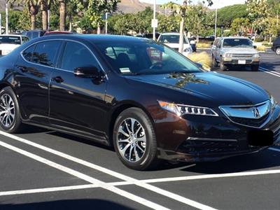 2016 Acura TLX lease in Los Angeles,CA - Swapalease.com
