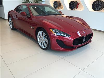 2014 Maserati GranTurismo lease in newtown,AB - Swapalease.com
