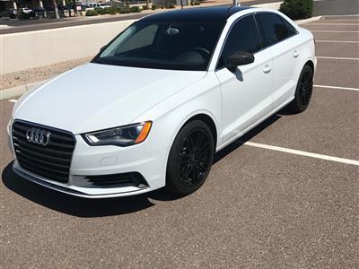 2015 Audi A3 lease in Scottsdale,AZ - Swapalease.com