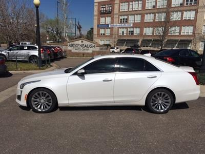 2016 Cadillac CTS lease in Denver,CO - Swapalease.com