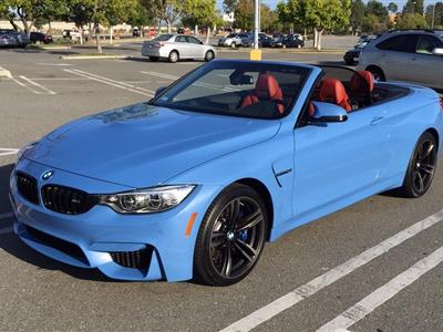 2016 BMW M4 lease in Irvine,CA - Swapalease.com