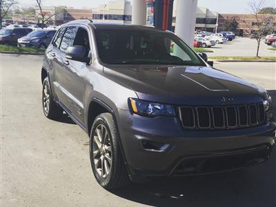 2016 Jeep Grand Cherokee lease in Kansas City,MO - Swapalease.com
