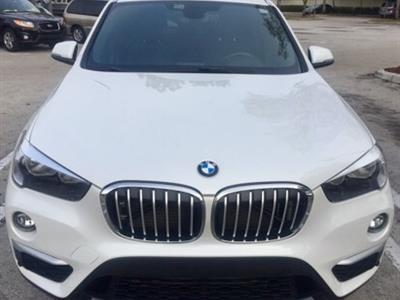 2017 BMW X1 lease in Miami,FL - Swapalease.com