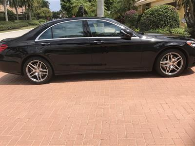 2015 Mercedes-Benz S-Class lease in Coral Springs,FL - Swapalease.com