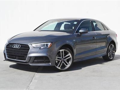 2017 Audi A3 lease in Hollywood,FL - Swapalease.com