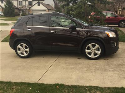 2015 Chevrolet Trax lease in Indianapolis,IN - Swapalease.com