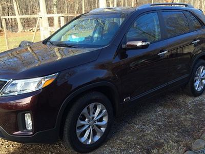 2015 Kia Sorento lease in East Lyme,CT - Swapalease.com