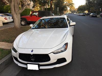 2016 Maserati Ghibli lease in Los Angeles,CA - Swapalease.com