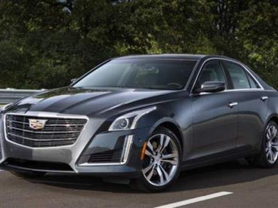 2017 Cadillac ATS lease in Hollywood,FL - Swapalease.com