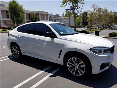 2017 Bmw X6 Lease In Glendale Ca Swapalease Com