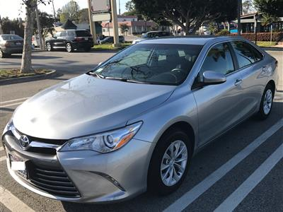 2016 Toyota Camry lease in Santa Monica,CA - Swapalease.com