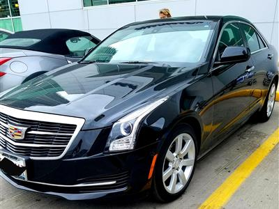 2015 Cadillac ATS lease in Chicago,IL - Swapalease.com