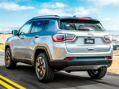 2017 Jeep Compass lease in Hollywood,FL - Swapalease.com