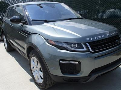 2016 Land Rover Range Rover Evoque lease in Olney,MD - Swapalease.com