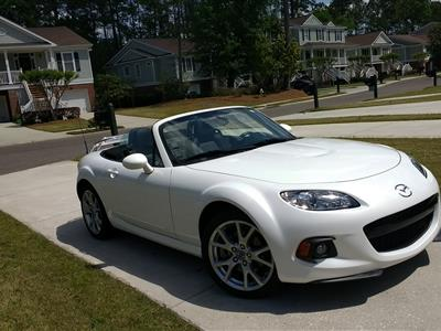 2015 Mazda MX-5 Miata lease in Hollywood,SC - Swapalease.com