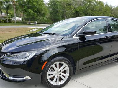 2015 Chrysler 200 lease in Miami,FL - Swapalease.com