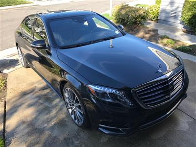 2015 Mercedes-Benz S-Class lease in aliso viejo,CA - Swapalease.com