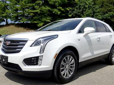 2017 Cadillac XT5 lease in Montgomery,AL - Swapalease.com
