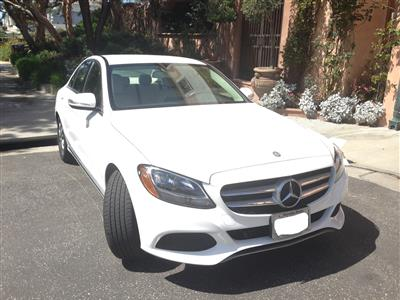 2015 Mercedes-Benz C-Class lease in Los Angeles ,CA - Swapalease.com