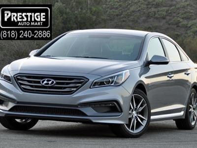 2017 Hyundai Sonata lease in Glendale,CA - Swapalease.com