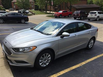 2017 Ford Fusion lease in Decatur,IL - Swapalease.com