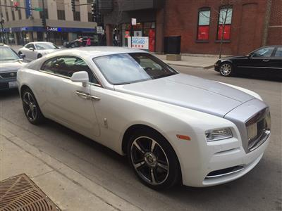 2015 Rolls-Royce Wraith lease in CHICAGO,IL - Swapalease.com