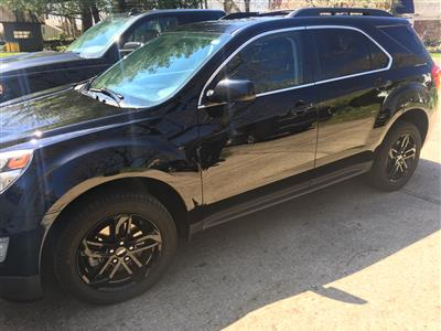 2017 Chevrolet Equinox lease in Anderson,IN - Swapalease.com