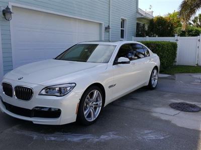 2015 BMW 7 Series lease in Melbourne Beach,FL - Swapalease.com