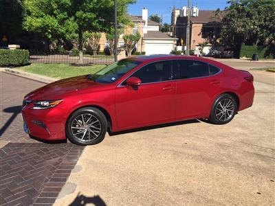 2016 Lexus ES 350 lease in Houston,TX - Swapalease.com