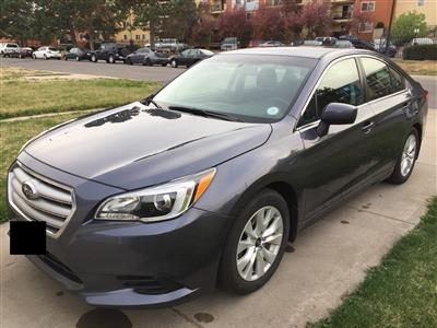 2016 Subaru Legacy lease in Denver,CO - Swapalease.com